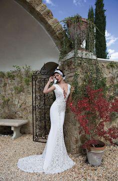 Berta Bridal SS 2015