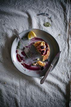 Recipe: Beth Kirby's Honey Thyme Ricotta Pancakes / Moments with Sunday