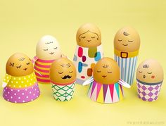 Didi @ Relief Society: ...more about Easter!