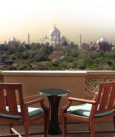 oberoi hotel, agra, india
