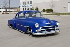 1951 chevy deluxe sport coupe - Google Search