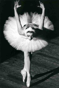 Prima Ballerina // Maya Plisetskaya |