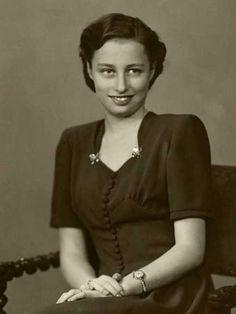 Princess Ragnild of Norway, 1939