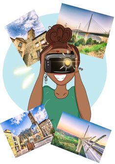Voyage en Aveyron. Q