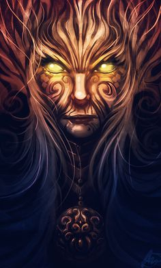 warrior of the grim Fantasy Forest, Dark Fantasy Art, Dark Art, Fantasy Artwork, Character Art, Character Design, Vampires And Werewolves, The Grim, Fantasy Creatures