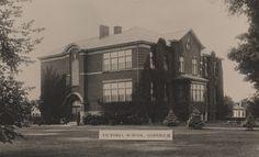 Victoria School, Goderich Ontario