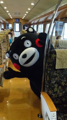 Kumamon is taking a trip. Tru Love, Character Meaning, Chibi, Bad Memes, Japanese Characters, Korean Couple, I Icon, Funny Cute, Kyushu