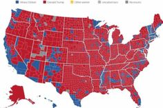 LANDSLIDE: Trump 306 Electoral Votes vs 232 Clinton Electoral Votes - The Geller Report
