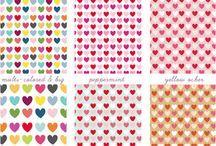 hojas decoradas de corazones para imprimir - Buscar con Google
