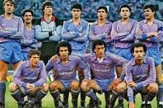 EQUIPOS DE FÚTBOL: REAL MADRID Campeón de la Copa de la UEFA 1986 Real Madrid History, Real Madrid Highlights, Hugo Sanchez, European Soccer, Fc Chelsea, Football Design, Zinedine Zidane, Ac Milan, Uefa Champions League