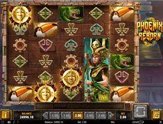 Phoenix Reborn je zajímavý mix dvou populárních témat: legenda o Fénixe a aztécké civilizaci, vytváří neuvěřitelnou hru s ohromující grafikou a atraktivní atmosférou. Tato hra je inspirací pro toto dobrodružství z aztécké tématiky od tvůrců Play'n GO. #PhoenixReborn #výherníautomat