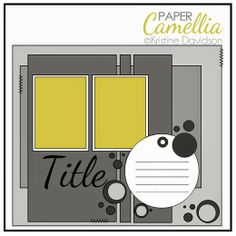 Sketch Challenge | Paper Camellia