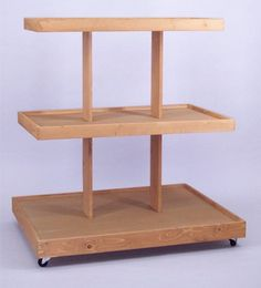 Specialty Wood Products - Island Display