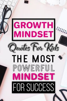 Use this huge collection of free growth mindset resources to explore how this idea relates to your kids and your life. Free growth mindset printable book, sketchbook prompts, pretty quotes, and lunchbox notes all bring the growth mindset home! First Year Teaching, Teaching Tips, Inspirational Quotes For Students, Quotes For Kids, Sketchbook Prompts, Growth Mindset Posters, Career Exploration, Pretty Quotes, Teacher Blogs