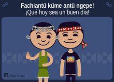 Educacion Intercultural, Language, School, Pints, Folklore, Frases, Alphabet, Good People, Photo Illustration