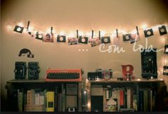 Escrivania decoração meninos