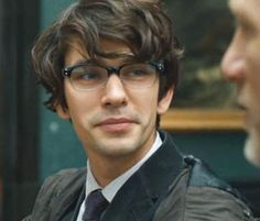 Q from Skyfall. If this guy isn't adorable, I don't know what is.