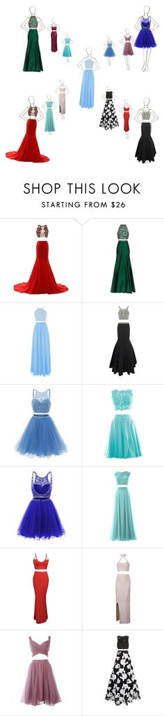 """""""Untitled #1978"""" by jem0kingston ❤ liked on Polyvore featuring Jovani and NLY Eve"""
