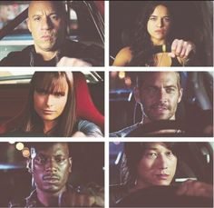 Fast and furious best of the cast...except they forgot Gisele...she grew on me :)