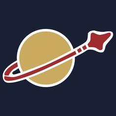 LEGO Classic Space Logo