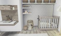 Sims 4 Scandinavian Interior — Bohemian vibes featuring @adartsedesign new art ❤️