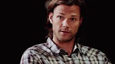 Pin for Later: 44 Times Jared Padalecki's Face Was Supernatural AND THIS SMILE