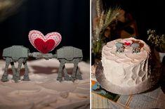 star wars cake topper