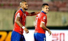 Daftar Pencetak Gol & Assist Penyisihan Grup Copa America 2015