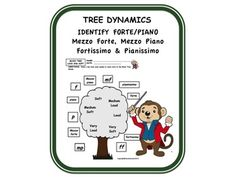 A FUN WORKSHEET TO ASSESS STUDENT'S UNDERSTANDING OF LOUD & SOFT- MUSIC DYNAMICS  GREAT FOR SUBS W ANSWER KEY.  Terms used:forte  fpiano  pmezzo piano  mpmezzo forte  mffortissimo  ffpianissimo  pp Music Education Activities, Music Tree, Fun Worksheets, Music Stuff, Assessment, 1, Piano, Students, Theory