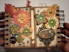 Pyrus Gatefold Autumn Mini Album!!!