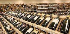 Kết quả hình ảnh cho huge wine storage room
