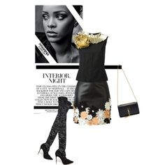 How To Wear Who loves Rihanna Outfit Idea 2017 - Fashion Trends Ready To Wear For Plus Size, Curvy Women Over 20, 30, 40, 50