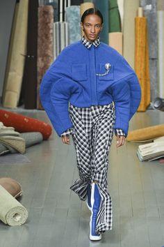 Richard Malone Fall 2018 Ready-to-wear Fashion Show Collection