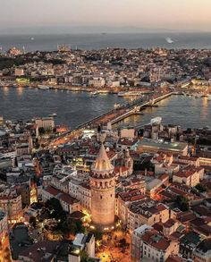 Beautiful Places In The World, Beautiful Places To Visit, Best Places To Travel, Places To See, Beach Place, Istanbul Travel, Hagia Sophia, Turkey Travel, Photo Location