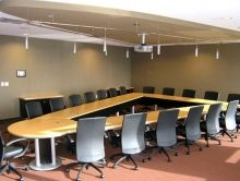 Articulating Tables : Nevers. Conference Room
