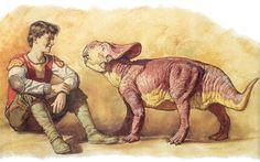 Amigos Os Dinossauros e o Mundo Fantástico de James Gurney
