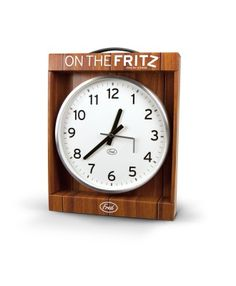 On the Fritz Wall Broken Wall Clock $28.75