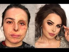 CHECK OUT WHY SHE IS THE BEST MAKEUP ARTIST!