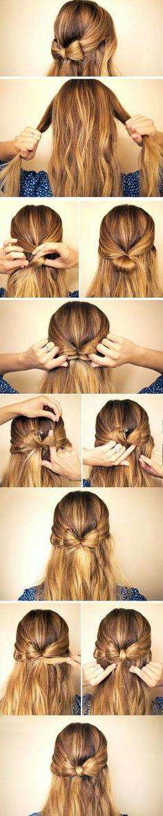 Lazo /peinado