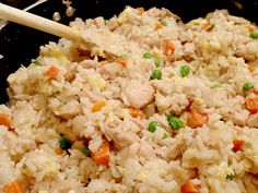Nicea's chicken fried rice, One Good thinkg by Jillee, .......mag