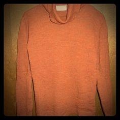 Vintage Pendleton Red Wool Sweater Turtleneck Sz M Vintage Pendleton Maroon Red Pure Virgin Wool Sweater Turtleneck Size M Pendleton Sweaters Cowl & Turtlenecks