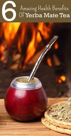 What is Organic Yerba Mate Tea: Benefits, Types and Recipes Calendula Benefits, Lemon Benefits, Tea Benefits, Health Benefits, Health Tips, Curcuma Benefits, Mate Tee, Yerba Mate Tea, Types Of Tea