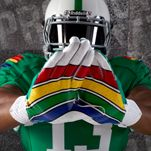 New 2013 University of Hawaii Football Uniforms - Under Armour