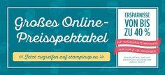 AlegnaArt: Stampin´ Up! - Großes Online-Preisspektakel