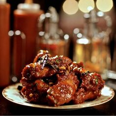 Best Chicken Wings in the U. on Food & Wine, From a cult Korean wings spot featuring exquisitely crispy fried chicken to elegant confit deboned wings from genius chef José Andrés, F names America's best chicken wings. Fall Recipes, Wine Recipes, Great Recipes, Cooking Recipes, Cooking Games, Spicy Recipes, Turkey Recipes, Favorite Recipes, Ways To Cook Chicken