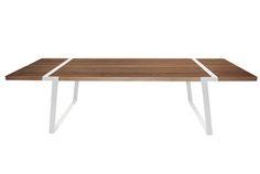 Esstisch Natur/ Weiss Woody 112-00625 Holz Modern Jetzt bestellen unter: https://moebel.ladendirekt.de/kueche-und-esszimmer/tische/esstische/?uid=3d0be1fd-d56e-53f7-b551-8a4fb48d491d&utm_source=pinterest&utm_medium=pin&utm_campaign=boards #kueche #esstische #weiss #esszimmer #tische