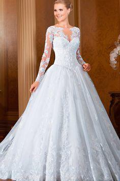 Vestido de Noiva Gardênia 17