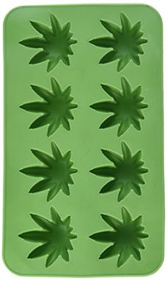 Price:    The best 420 gift and Marijuana leaf ice cube tray on Amazon everyone will notice your ice cubes and will want to know where you got them. These cubes are perfect for cooling down your drink and smoke! ✓ 8-cube tray ✓ high-quality silicone that maintains its shape ✓ finely detailed...