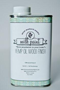 Southern Revivals: MMS Milk Paint