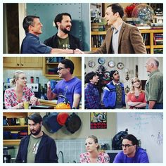 """themelissarauch: """"For those of you who didn't know: @bigbangtheory_cbs moved to Thursday so there's a new episode tonight! For those of you who did know...there's still a new episode tonight."""""""
